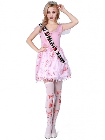 Halloween Fashion Bloody Beauty Queen Costumes