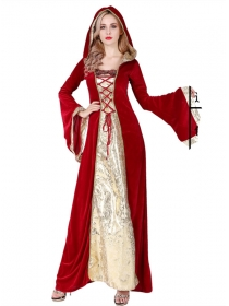 Nobel Palace Fashion Witch Gown Costumes