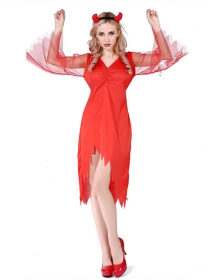 Lovely Wholesale Red Devil Costumes